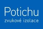 POTICHU - zvukové izolace