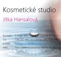 Kosmetické studio Jitka Hansalová