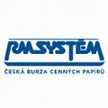 RM-SYSTÉM, česká burza cenných papírů