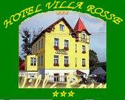 Pavel Škaloud – hotel VillaRosse