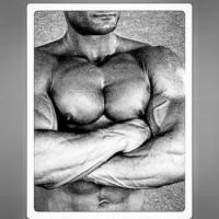 Osobní trenér fitness a kulturistiky – Martin Marek