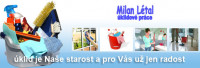 Milan Létal – úklidové práce