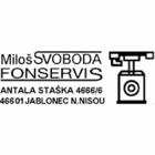 Fonservis - Miloš Svoboda