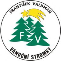 Vánoční stromky a balicí síť – Valdman