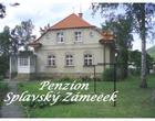 Penzion Splavský zámeček