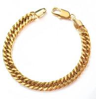 Zlaté šperky, náramky, naušnice a retiazky