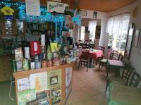 Čajovna a bar u rybníčka