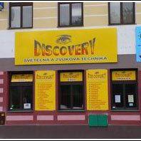 Discovery - CB s.r.o.