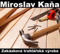 Miroslav Kaňa - nábytek na zakázku