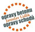 Jaroslav Liďák - opravy schodů - opravy betonu