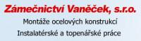 Zámečnictví Vaněček s.r.o.
