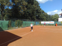 Tennis Training Camp
