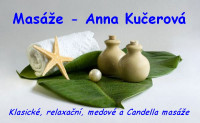 Masáže - Anna Kučerová