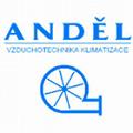 František Anděl - VZDUCHOTECHNIKA