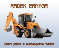 Radek Ernygr – zemní práce Srbice
