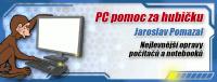PC pomoc za hubičku – Jaroslav Pomazal