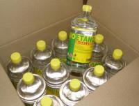 Bioalkohol 1 l, lieh do biokrbov, biopalivo do krbu