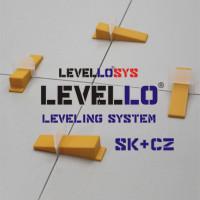 Leveling system & tools | Nivelačné pomôcky pre obklad a dlažbu