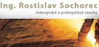 Inženýrské a průmyslové stavby – Ing. Rostislav Sochorec