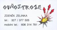 Ohňostroje – Zdeněk Zelinka