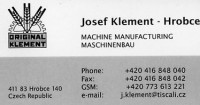 Josef Klement s.r.o.