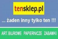 TenSklep.pl Artykuły Biurowe, Papiernicze i Zabawki