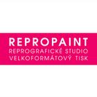 REPROPAINT - reprografické studio, velkoformátový tisk