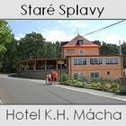 Ubytování Máchovo jezero - hotel K.H. Mácha