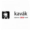 Ubytovna - hostel KAVÁK
