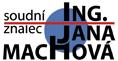 Ing. Jana Machová - Soudní znalec