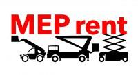 MEP rent – Pronájem pracovních plošin