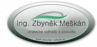 Ing. Zbyněk Meškán, MBA - znalecké odhady