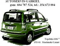 AUTOSERVIS GABRIEL
