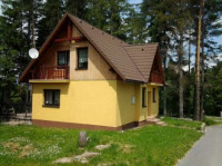 Rekreačná chata pri Oravskej priehrade