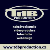 Nahrávací studio a videoprodukce TdB Production Praha