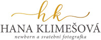 Hana Klimešová – newborn a svatební fotografka