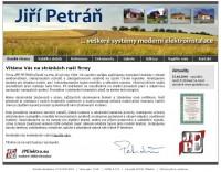 Jiří Petráň - JPElektro