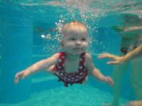 Detské plávanie