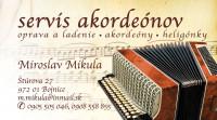 Servis akordeónov