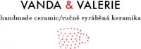 VANDA & VALERIE ručně vyráběna keramika