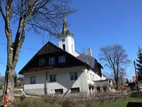 Chata – Blažek Chata u kostela Příchovice