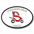 Milan Bláha - vysokozdvižné vozíky