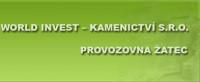 WORLD INVEST - Kamenictví s.r.o.