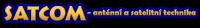 SATCOM – anténní a satelitní technika