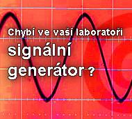 Signální generátory DDS