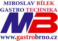 MB GASTROTECHNIKA – Profi myčky – Konvektomaty – Bílek Miroslav