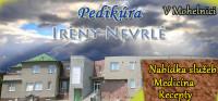 Pedikúra Nevrlá Irena