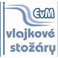 Vlajkové stožáry EvM