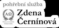 Zdena Černínová – pohřební služba