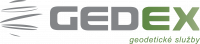 GEDEX – geodetické služby